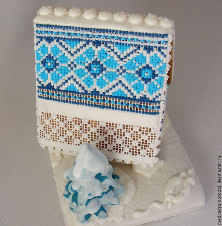 Делаем пряничные домики: зимний и летний. Часть 1 - Ярмарка Мастеров - ручная работа, handmade