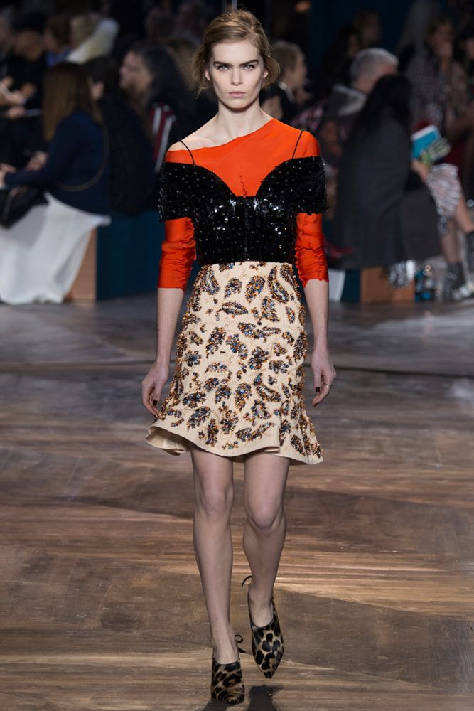 dior couture 2016: without raf simmons