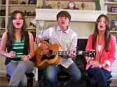You'll be Stunned by the Voices of These Three Kids... Just Watch! WOW.