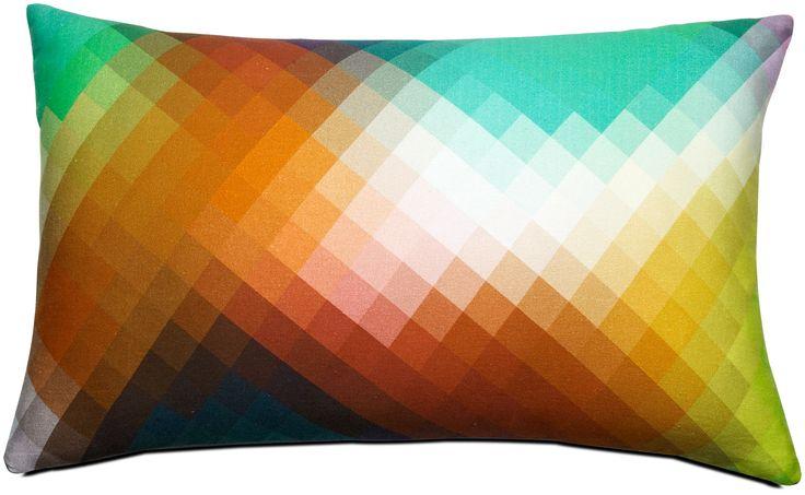 Neon Pixel Pillow   Bo Concept