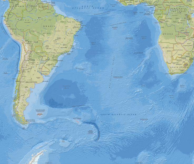 Oceano Atlantico Sul