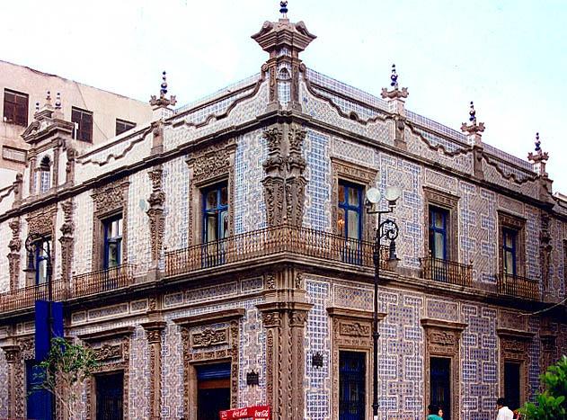 Palacio de los condes del valle de orizaba aka palacio de for Sanborns orizaba