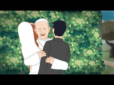 """""""El secreto de un noviazgo perfecto"""" - Un minuto con el Papa Francisco - YouTube"""