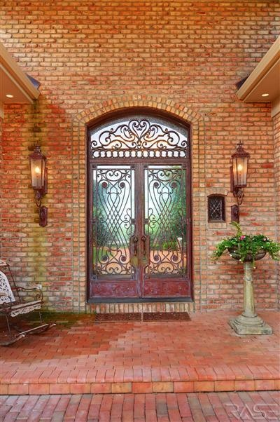 incredible wrought iron dresser