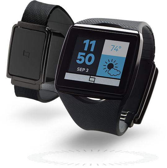 Qualcomm Toq Smart Watches | Watch & Charger Technical Specifications
