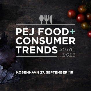 Food & Consumer Trends 2018-2021 - København 27. september - Konferencer & Seminarer