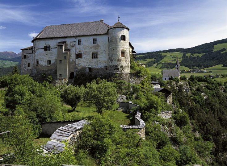 Schloss Rodenegg im Eisacktal