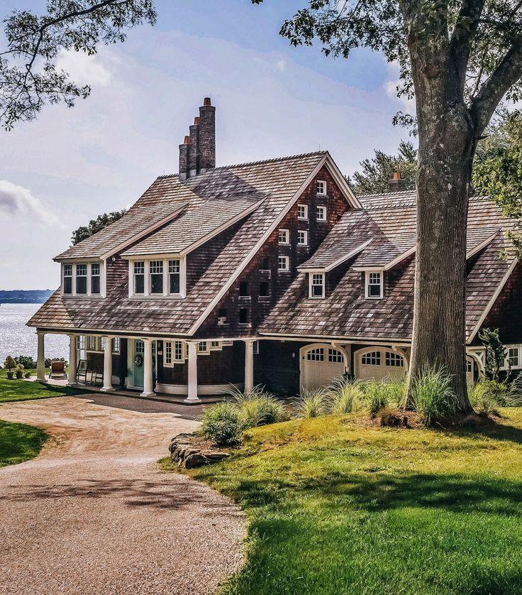Cottage Life Exterior HomesCottage LivingCoastal