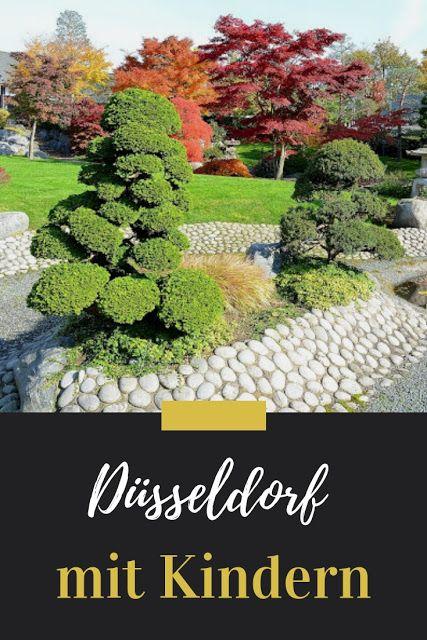 Düsseldorf Mit Kindern Ein Japanischer Garten Zum Verlieben In 2019
