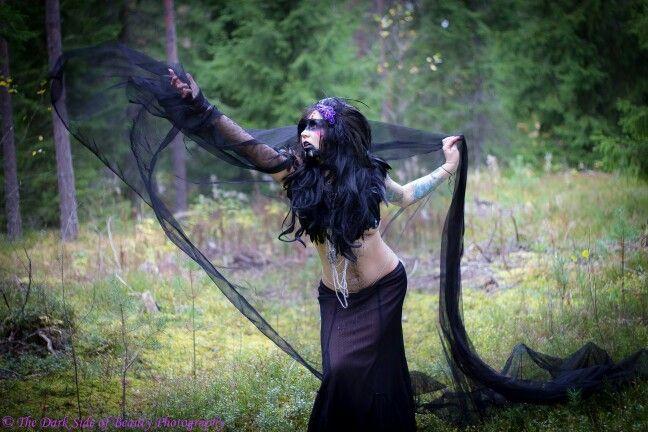Venomous Demise as Lamashtu by The Dark Side of Beauty Photography