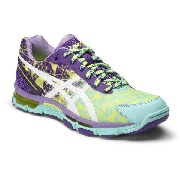 IN LOVE THE UK ASIC STORES NEED THESE ASAP Asics Gel Netburner Professional 11 - Womens Netball Shoes