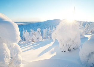 Ruka, Lapland, Finland