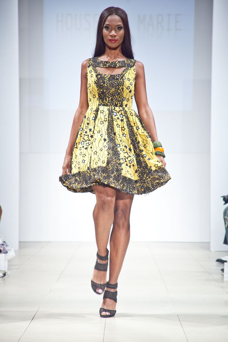House Of Marie Africa Fashion Week In New York African Fashion Weeks Pinterest Africa