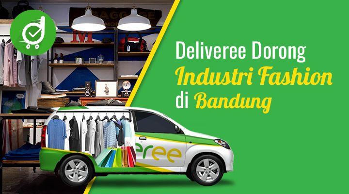 Eliveree Dorong Industri Fashion Di Bandung