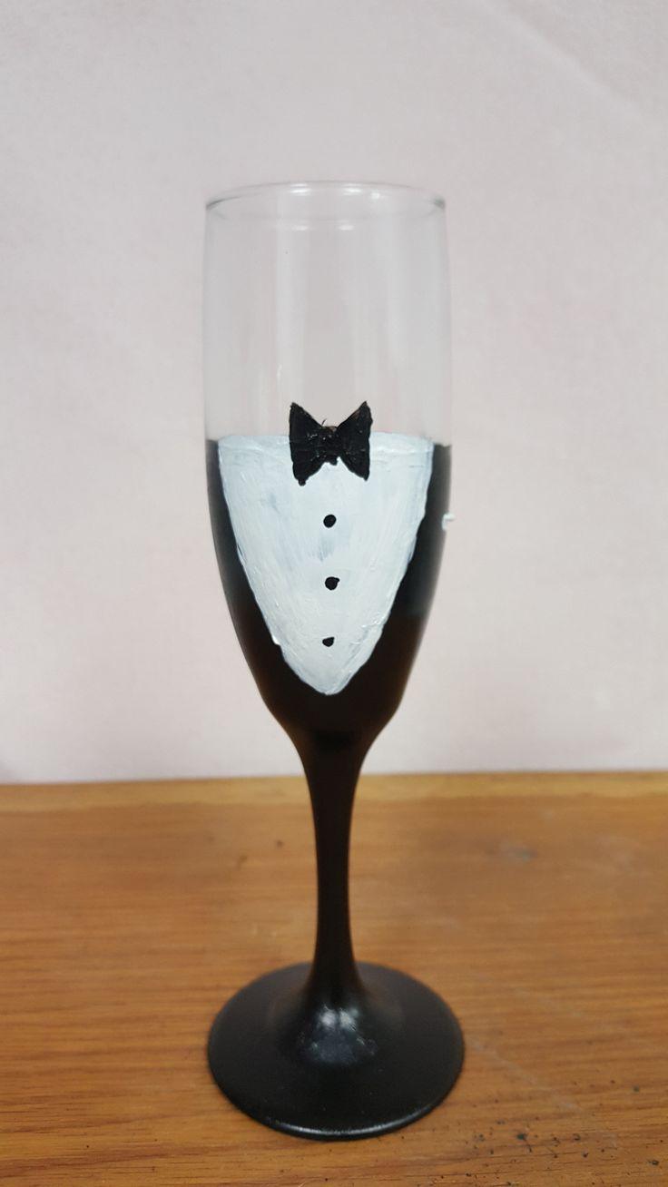 Tuxedo/Suit Glass