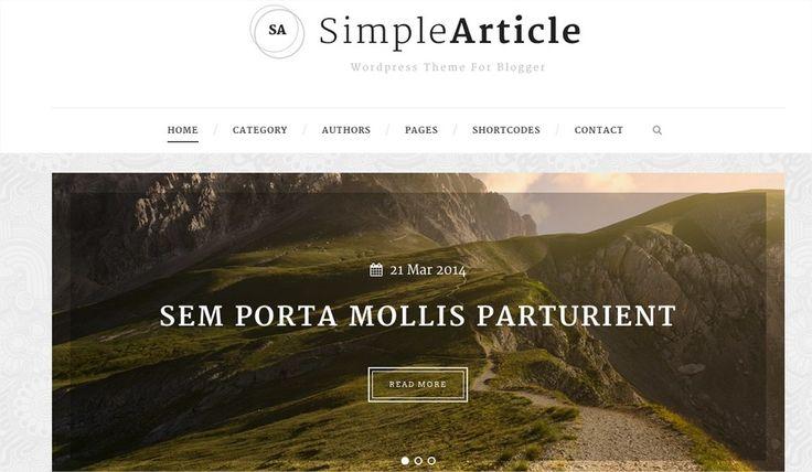 Üzleti blogoláshoz profi WordPress téma