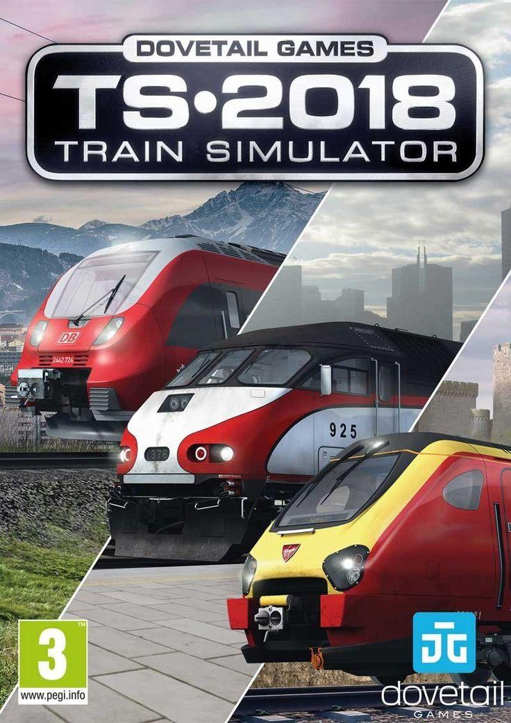 TRAIN SIMULATOR 2018 PC Amazon.in Video Games (With