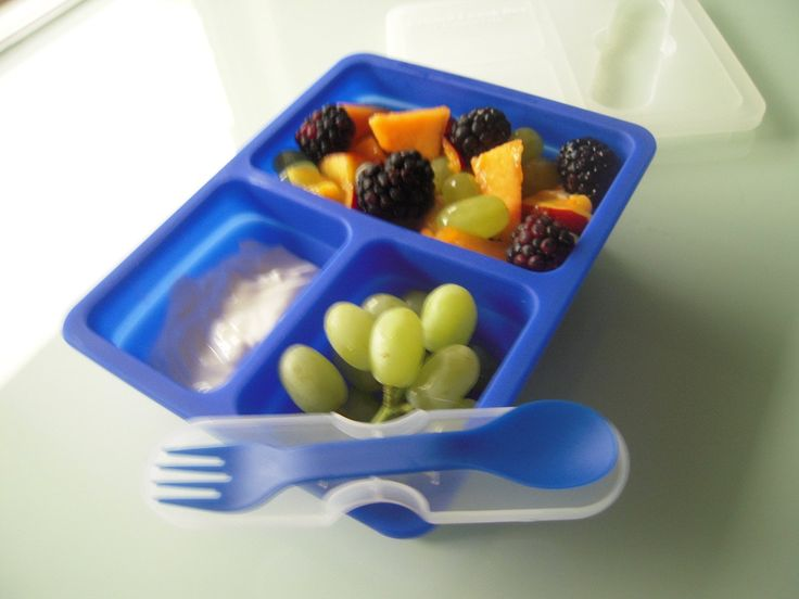 Leakproof Compartments from Bento Collapsible Lunch Box for Easy Going Lunch Box