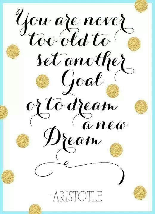 Great quote! I can have more than one dream! I love my Rodan + Fields business so much! https://Splivelich.myrandf.com