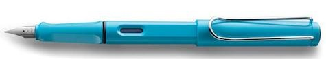 I want a Lamy fountain pen in this color.
