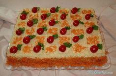 Aprenda a preparar torta salgada com pão de forma com esta excelente e fácil receita.  Você está querendo aprender a preparar um tentador bolo salgado de pão de...