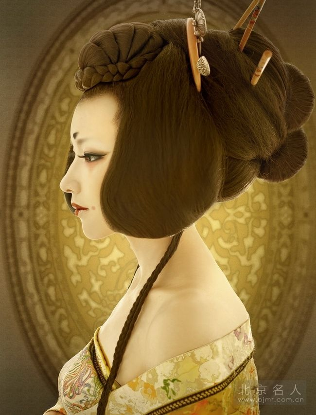 20 Best Images About China Ancient Hairstyle On Pinterest
