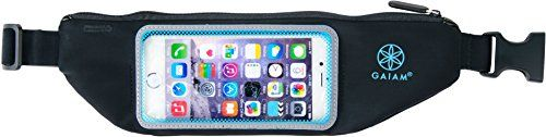 Gaiam KhelaSport Fitness Tech Belt, for iPhone SE / iPhone 5 / iPhone 5s (31445) *** See this great product.