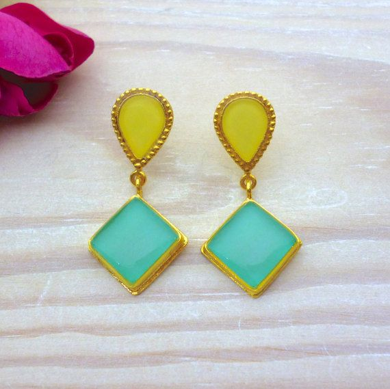 Hey, I found this really awesome Etsy listing at https://www.etsy.com/listing/270348721/dangle-and-drop-earrings-geometric