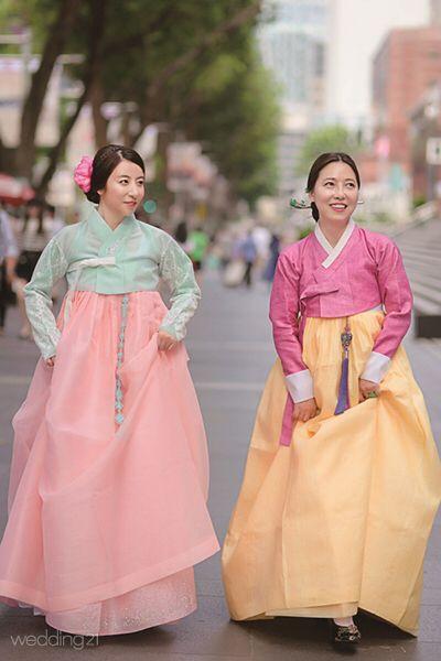 한복 Hanbok : Korea