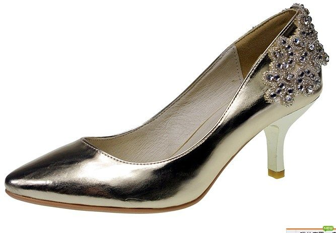 Wholesale Wedding Shoes - Buy Attractive Red 3 1/2 Heel