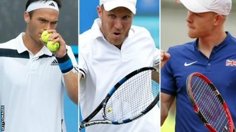 Rio 2016: Kyle Edmund Colin Fleming & Dominic Inglot added to GB tennis squad