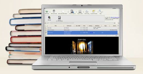 How To Manage Your Ebook Collection For The Amazon Kindle With Calibre   image