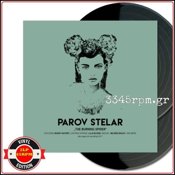 Parov Stelar - The Burning Spider - Vinyl 2LP 45RPM