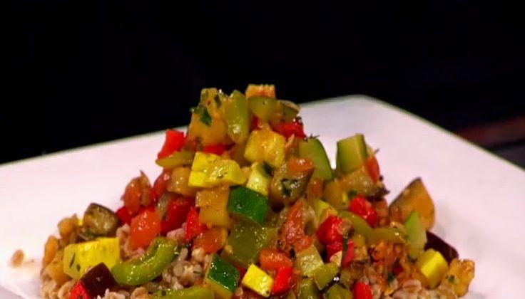 Ricette e Segreti in Cucina : Direttamente dalla Provenza...Ratatouille