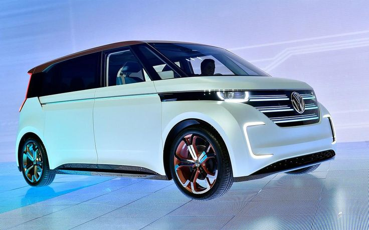 Умный #электромобиль #Volkswagen #BUDD-E VOLKSWAGEN BUDD-E - это первая электрифицированная модель, которая демонстрирует новую платформу и интерфейс мультимедиа нового поколения, дебютирует он на выставке CES. Модель имеет два электромотора и плоскую 101-кВт-ч батарею, в BUDD-E есть новые MEB платформы, разработанные специально для электромобилей. BUDD-E может проехать до 373 миль на одной зарядке, хотя эта цифра основана на новом Европейском ездовом цикле. Как говорят в компании, если вы…