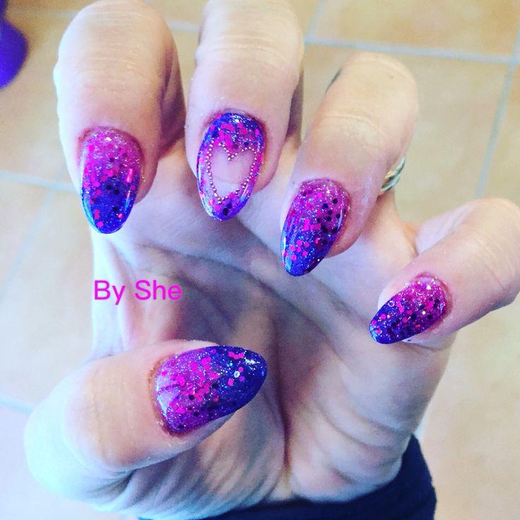 Nails ... Shade...Love