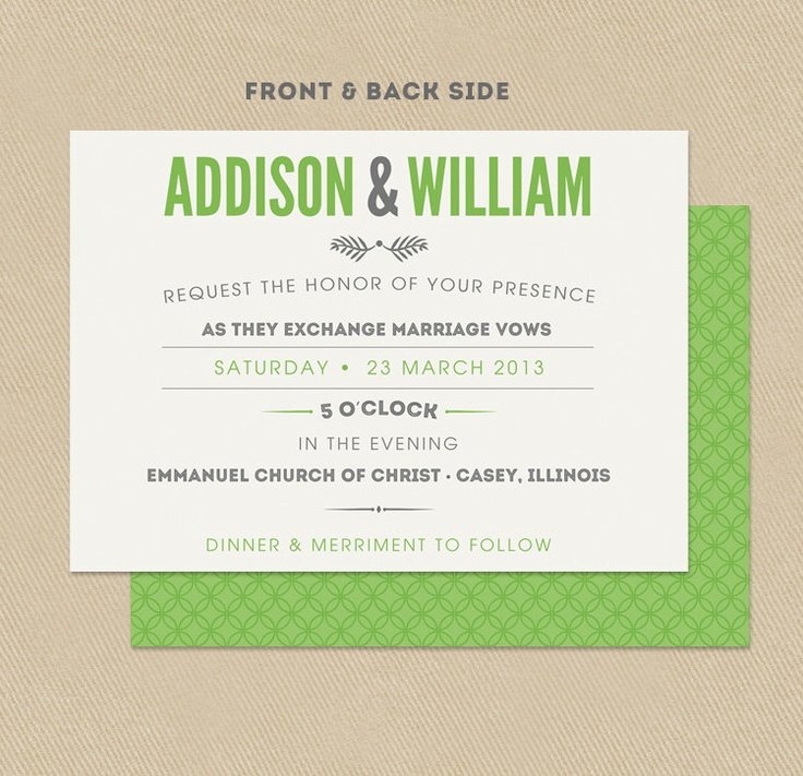 28 Best Wedding Invites Images On Pinterest Wedding Stationary