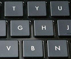 Les racourcis clavier