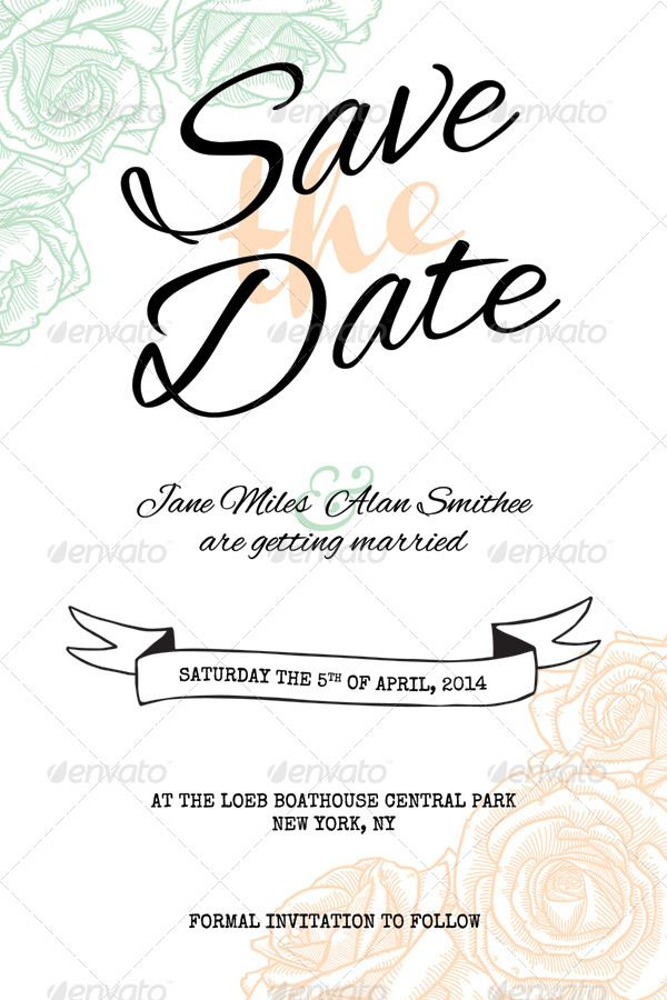 8 best Templates images on Pinterest | Floral wedding invitations ...