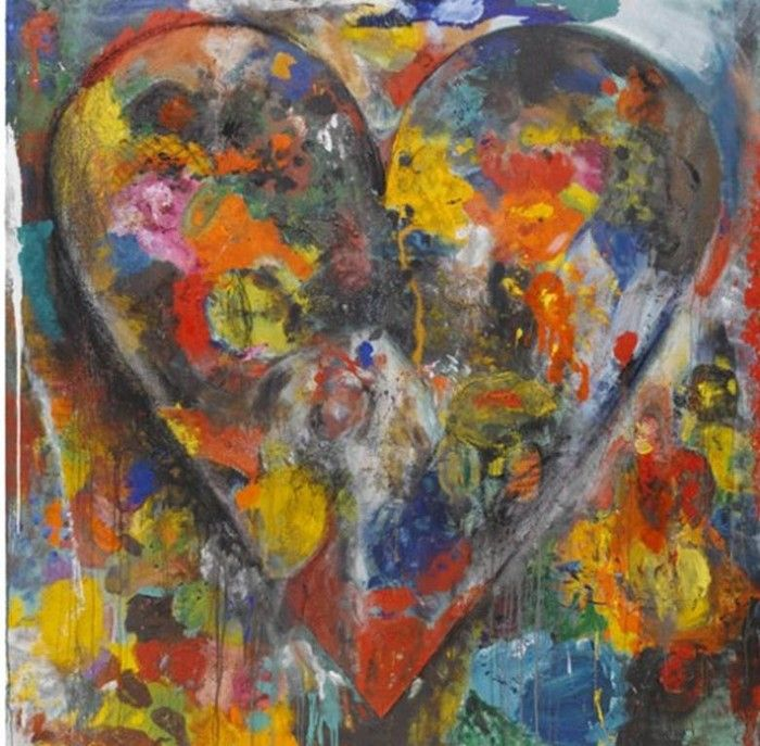 24 best images about american pop artist: Jim Dine on ...