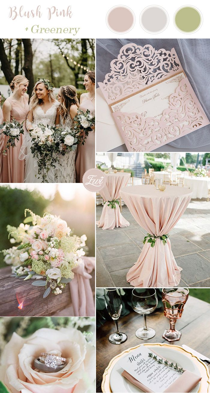 7 Amazing Summer Wedding Color Combos for a Memorable Big Day