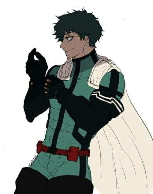 Never looked so good | Izuku Midoriya | My hero academia manga, My