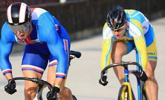 Cyklista Bábek vynechal poslední závod. Přesto ovládl Světový pohár v keirinu