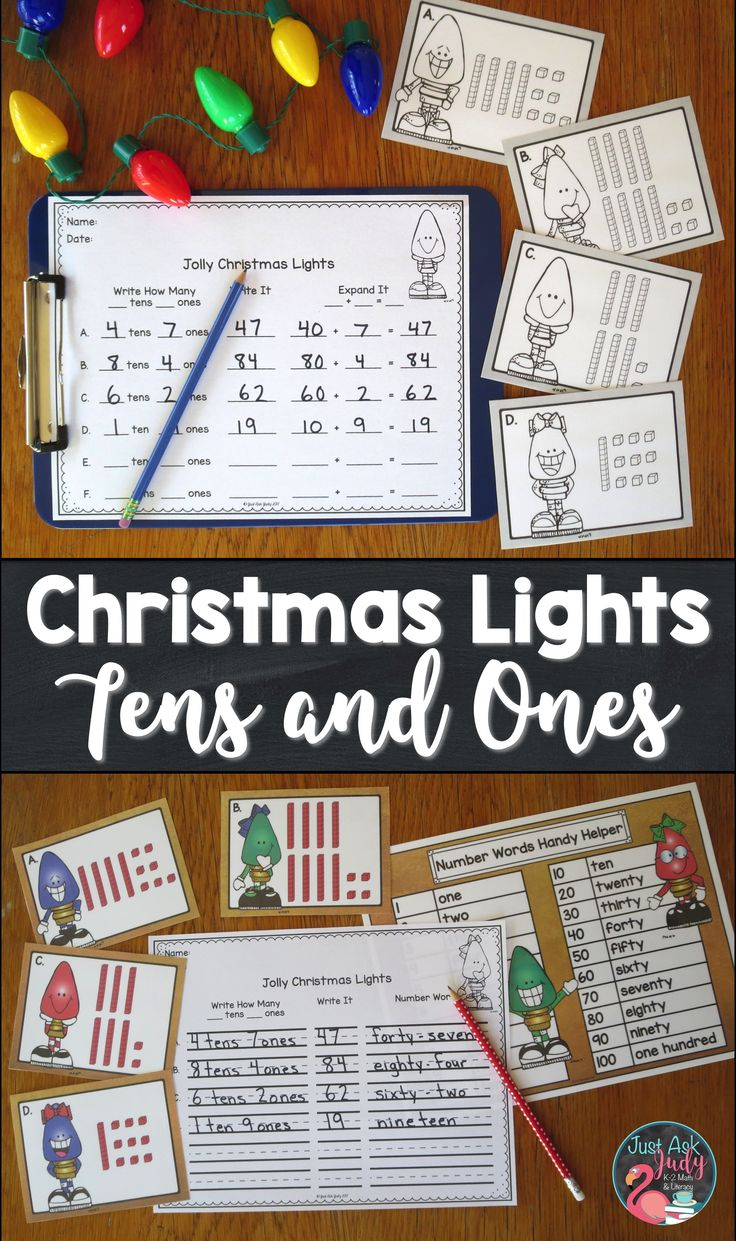 1801 best math resources for the primary grades images on check out this christmas themed roam the room small group place value activity for first falaconquin