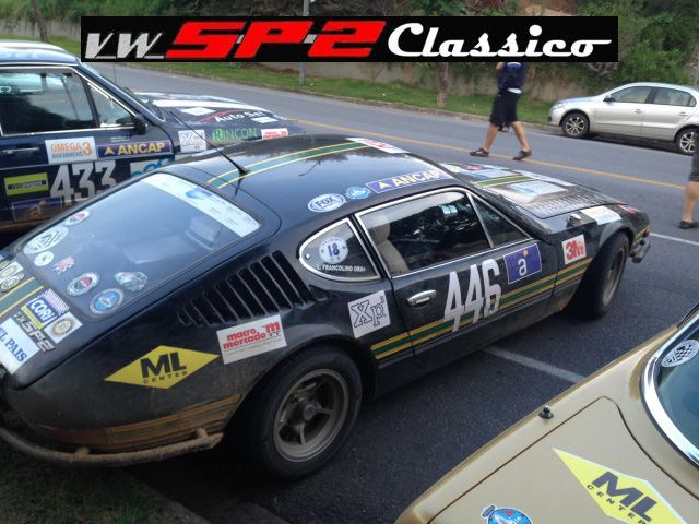Volkswagen SP2 - Rally 19 Capitales