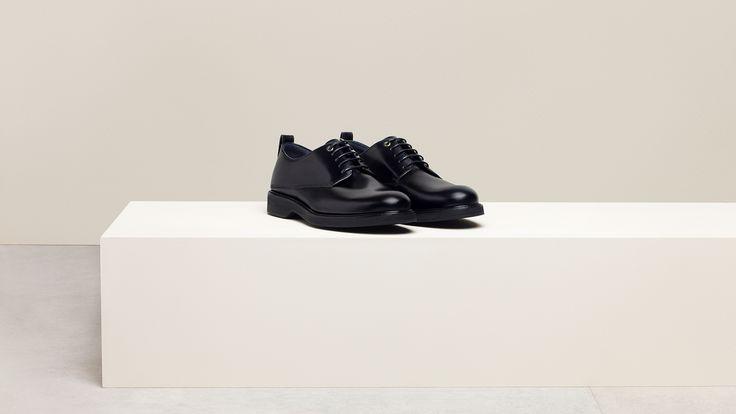 The World's Best Shoes | WANT Les Essentials da la Vie Montoro Leather Derby Shoes