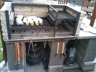 BBQ and Braai Installation