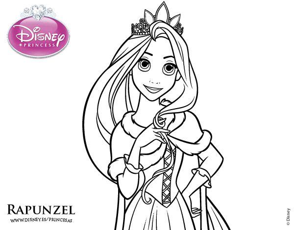 Dibujos Para Colorear De Princesas Disney Of Princesa De: 59 Best Images About Dibujos De Princesas Disney On