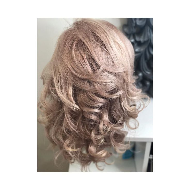 Rose gold custom colored full lace wig by Kim order yours today! Email for pricing I will not discuss in comments. Thank you!! #customcolor #rosegoldhair #fulllacewig #thesilkpressgoddess #brooklynhair #brooklynsalon #pressedhairext #pinkhair  #olaplex #bodywaves #romantichair #weddinghair #protectivestyles