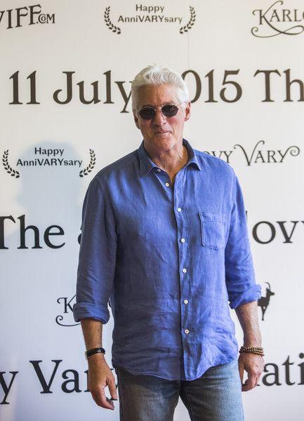 Richard Gere Photos - 50th Karlovy Vary International Film Festival - Photocall - Zimbio